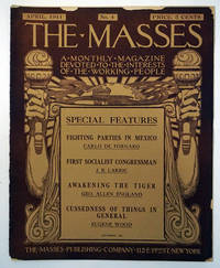 The Masses. April 1911. No 4.