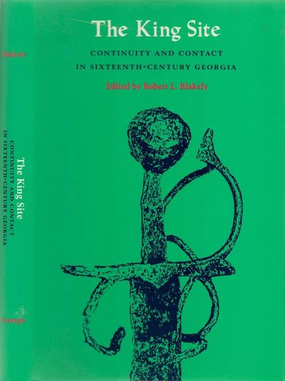 Athens: University of Georgia Press, 1989. First Edition. Hardcover. Very Good/Very Good. 8vo. xiii,...