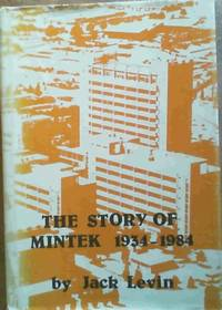 The story of Mintek, 1934-1984