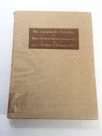Das Europäische Porzellan des Bayer. Nationalmuseum. (Katalog des Bayer. Nationalmuseums....