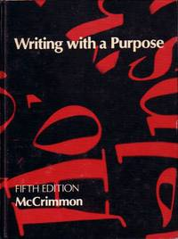 image of Writing With A Purpose