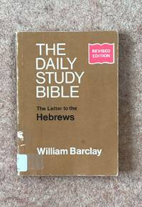 image of Letters to the Hebrews (Daily Study Bible)