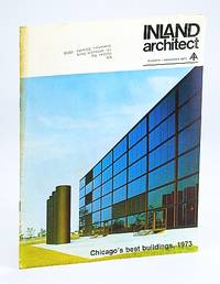 Inland Architect, Chicago Chapter, American Institute of Architects (AIA), November (Nov.) 1973 - Jacques Brownson's New Work in Denver