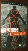 image of The Origin of Humankind