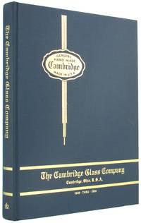 Cambridge Glass Company, 1949-1953: Fine Handmade Table Glassware