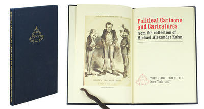 8vo. NY: The Grolier Club, 2007. 8vo, 62 pp. Frontispiece and illustrations throughout (some in colo...