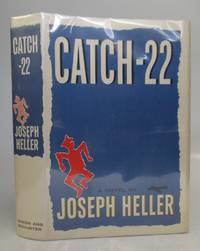 Catch-22 by  Joseph HELLER - Signed First Edition - 1961 - from Argosy Book Store and Biblio.co.nz