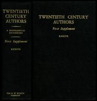 Twentieth Century Authors: First Supplement