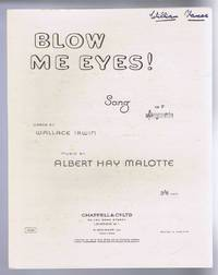 Blow Me Eyes!, Song in F. No. 1491