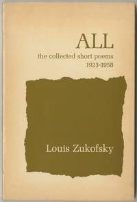 All: The Collected Short Poems 1956-1964