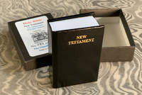 The Holy Bible: New Testament of our Lord and Savior Jesus Christ, Translated out of the Original Greek and with the Former Translations Diligently Compared and Revised, By His Majesty's Special Command, Approved to be Read in Churches, Authorized King James Version
