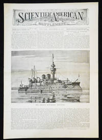 image of Scientific American Supplement -- No. 1030, Sept. 28, 1895 [the North Sea Canal excavator]