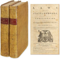 Laws of the State of New-York, Comprising the Constitution, And Acts.
