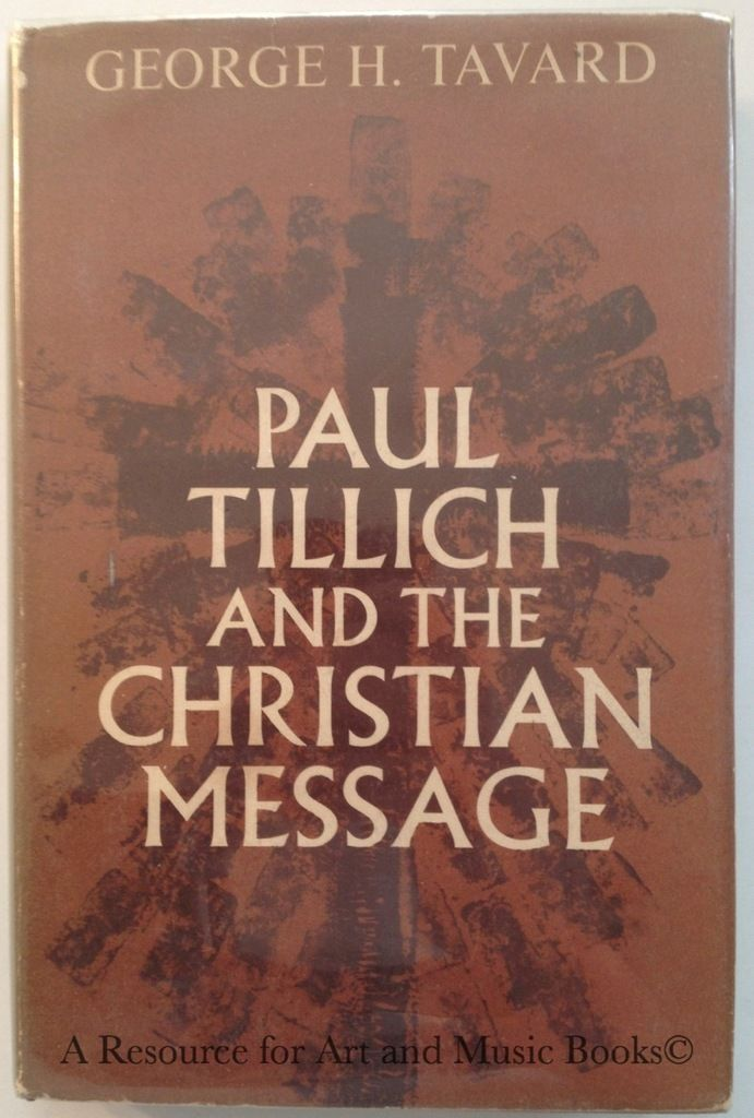 paul tillich essays Thomas merton (1915-1968), the american cistercian, wrote numerous books and essays on spirituality, including both christian and eastern forms of mysticism, and such social concerns as racial injustice, the war in vietnam, and the depersonalizing tendencies within a technical society.