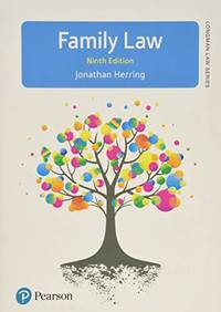 Family Law, 9th edition