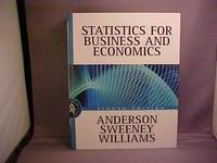 image of Statistics for Business and Economics