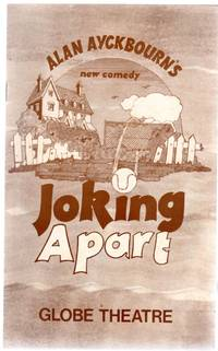 Joking Apart - GlobeTheatre Programme 1979