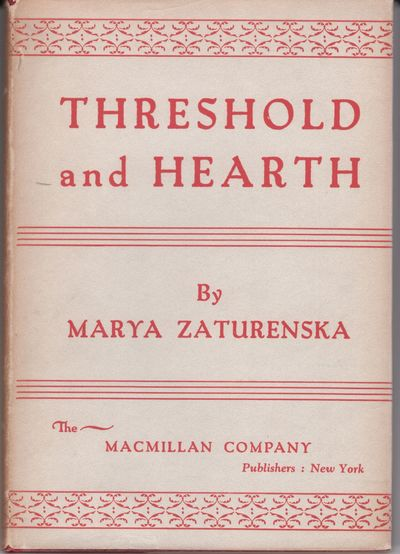 New York: The Macmillan Company, 1934. First Edition. Hardcover. Fine/Very Good. First Edition. Hard...