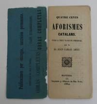 image of Aforismes Catalans. Utils a Tota Clase De Personas