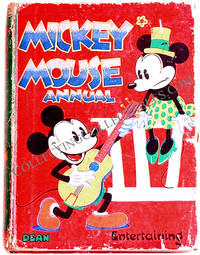 Walt Disney Mickey Mouse Annual by Walt Disney - First edition - 1935 - from The First Edition and Biblio.com