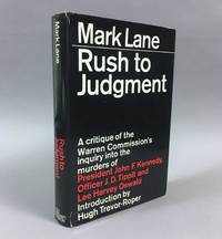 Rush to judgment.  [Signed]