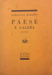 PAESE E GALERA.
