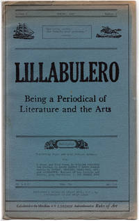 Lillabulero: Being a Periodical of Literature and the Arts. Volume 1, Number 2.