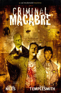 Criminal Macabre: A Cal McDonald Mystery