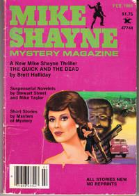 Mike Shayne Mystery Magazine, February 1985, Volume 49 Number 2