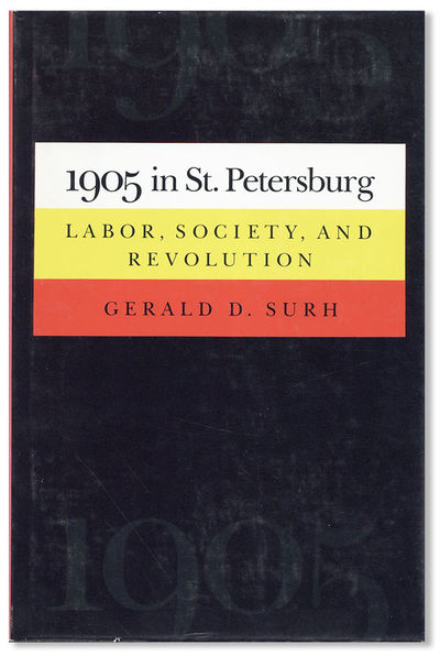 Stanford: Stanford University Press, 1989. First Edition. Octavo (23.5cm.); publisher's cloth in dec...
