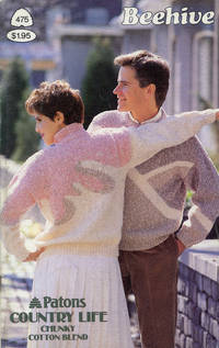 image of PATONS : COUNTRY LIFE : Chunky Cotton Blend (Patons Beehive Book #475)
