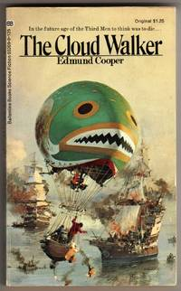 The Cloud Walker by Cooper, Edmund - 1973