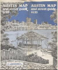 Austin Map And Street Guide And Urban Areas