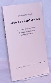 image of Notes of a Desperate Man [Uncorrected Proof]