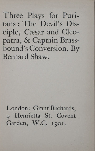 London: Grant Richards/ Archibald Constable & Co, 1926. Ex-Library, First edition. Hardcover. g- to ...