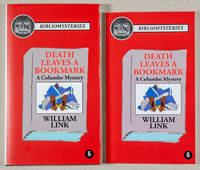 image of Death Leaves a Bookmark