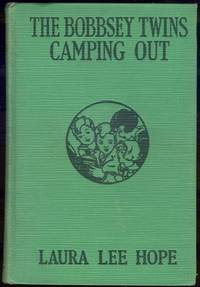 BOBBSEY TWINS CAMPING OUT