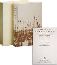 image of Three Plays of Henrik Ibsen: An Enemy of the People, The Wild Duck, Hedda Gabler