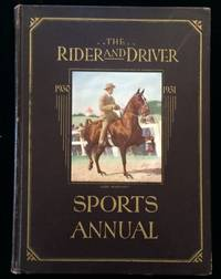 The Rider and Driver Sports Annual 1930-1931