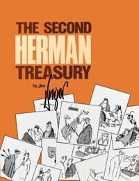 The Second Herman Treasury by Jim Unger - 1980