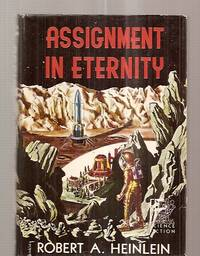 image of ASSIGNMENT IN ETERNITY: FOUR LONG SCIENCE FICTION STORIES