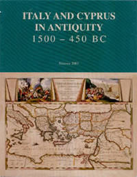 Italy and Cyprus in Antiquity: 1500-450 BC