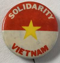 image of Solidarity / Vietnam  [pinback button]