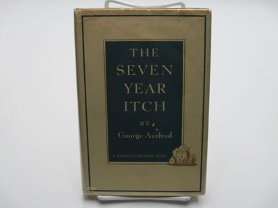 New York. : Random House. , 1953. 1st Edition.. Brown tweed boards with picture on cover. . A fine c...