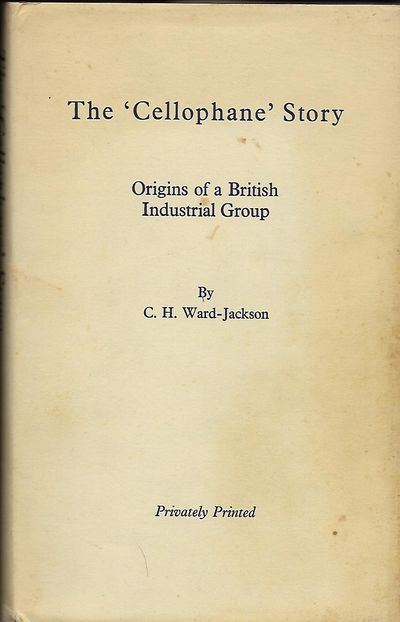 Edinburgh: William Blackwood & Sons, 1977. First Edition. Privately Printed. Signed by Ward-Jackson ...