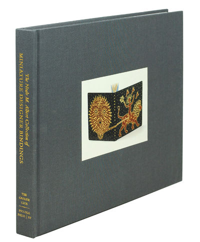 Oblong 4to. NY: Grolier Club, 2006. Oblong 4to, xii, 212 pages. Frontispiece photograph of Neale Alb...