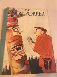 NEW YORKER MAGAZINE (APRIL 21, 1934)