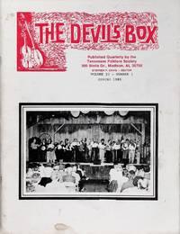 image of The Devil's Box (Volume 23, No 1, Spring 1989)