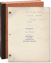 image of Carola (Original screenplay for an unproduced film, inscribed by Jean Renoir)
