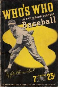 Who's Who in the Major Leagues.  Seventh edition